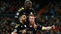 Radost v podání fotbalistů Manchesteru City.