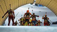 Mezinárodní olympijský výbor obnoví finanční podporu biatlonu (ilustrační foto)