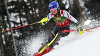 Americká favoritka Mikaela Shiffrinová vyhrála slalom SP v Mariboru.
