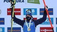 Biatlonisté se na závěr světového poháru představí ve švédském Östersundu