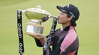 Australský golfista Min Woo Lee vyhrál Scottish Open.