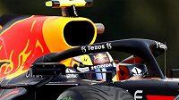 Mexický jezdec Sergio Pérez bude i v příští sezoně formule 1 působit v týmu Red Bull.