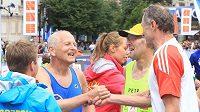 Prof. Jan Pirk je velmi známým běžcem.