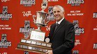 Bob Hartley skončil u hokejistů Calgary.