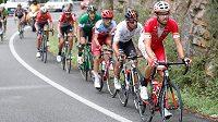 Třináctou etapu Vuelty s horským dojezdem vyhrál domácí Óscar Rodríguez