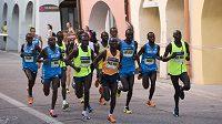 Elitní běžci si to rozdají na půlmaratónu v Českých Budějovicích.