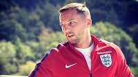 Anglický fotbalista Danny Drinkwater.