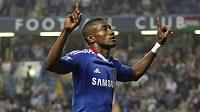 Salomon Kalou už dres Chelsea oblékat nebude