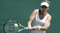 Lucie Šafářová se s dvouhrou na letošním Wimbledonu rozloučila nečekaně brzy