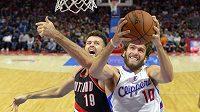 NBA - ilustrační fotografie.