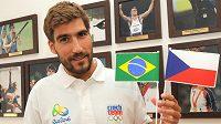 David Svoboda už vyhlíží olympiádu v Riu, kde by měl obhajovat zlatou medaili.