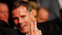 Bývalý obránce Liverpoolu Jamie Carragher se už v této sezoně na obrazovkách stanice Sky Sports neobjeví