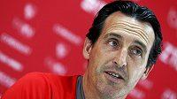 Španělský kouč Unai Emery by měl převzít fotbalisty Paris St. Germain.