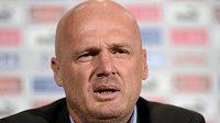 Kouč Michal Bílek věří, že kvalifikace ještě ztracena není.
