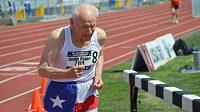 Orville Rogers stále běží, jak bude běhat ve sto letech?