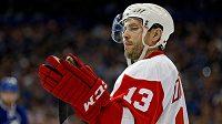 Pavel Dacjuk opouští Detroit.