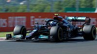 Fin Valtteri Bottas vyhrál páteční odpolední trénink na Velkou cenu Maďarska vozů formule 1.