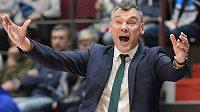 Litevská basketbalová legenda Šarunas Jasikevičius povede Barcelonu, s kterou podepsal smlouvu na tři roky.