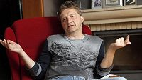 Komentátor Jaromír Bosák