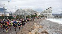 French Riviera Marathon: 96 % trati vede podél moře.