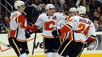 Hokejisté Calgary se budou muset obejít bez zraněného Marka Giordana.