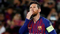 Božský Lionel Messi opět úřadoval. Gólem pomohl Barceloně v utkání Ligy mistrů. Kdo bude další na řadě?