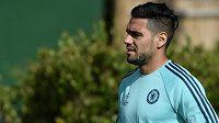 Kolumbijský útočník Radamel Falcao končí v Chelsea.