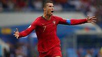 Portugalský mág Cristiano Ronaldo už nastřílel na MS hattrick. Portugalsku vystřelil remízu 3:3 se Španělskem.
