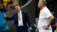 Nizozemský kouč Louis van Gaal končí i přes zisk bronzové medaile, naopak Luiz Felipe Scolari neuspěl a čeká na rozhodnutí.