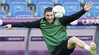 Irský fotbalista Robbie Keane.