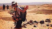Susie Chanová zná i mnohadenní dřinu v poušti.