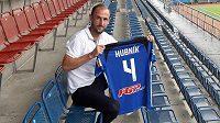 Kapitán fotbalistů Plzně Roman Hubník po sezoně opustí Viktorii a vrátí se do Olomouce