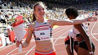 Femke Bolová zaběhla ve Stockholmu rekord mítinku na hladké čtvrtce.