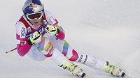 Lindsay Vonnová vyhrála ve Val d'Isere.