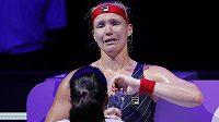 Kiki Bertensová končila Turnaj mistryň v slzách