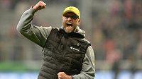 Bývalý trenér Dortmundu Jürgen Klopp míří do Liverpool.