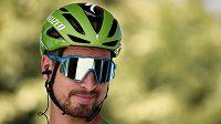 Slovenský cyklista Peter Sagan si během Tour de France najde čas i na fanoušky.