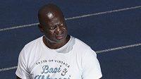 Dopingový hříšník Ben Johnson z Kanady si udělal legraci ze svého prohřešku v reklamě.