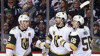Hokejisté Vegas Golden Knights jsou nováčky v NHL, teď se hovoří, že by slavná zámořská soutěž mohla hrát také v Seattlu.