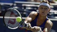 Lucie Šafářová postoupila na US Open do osmifinále.