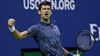 Novak Djokovič se mohl radovat ze svého čtrnáctého grandslamového titulu