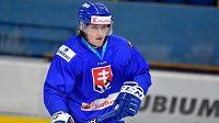 Slovenský hokejový útočník Samuel Buček nakonec do Zlína nezamíří.