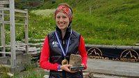 Alison Ytsmaová zvládla 77 kilometrů na Islandu. Teprve jako druhá žena v historii.