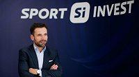 Předseda představenstva agentury Sport Invest Viktor kolář.