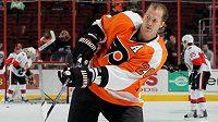 Chris Pronger během působení u Flyers.