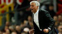 José Mourinho sarkastickými poznámkami nešetřil