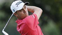 Golfista Justin Thomas jako sedmý hráč na PGA zahrál kolo pod 60 ran.