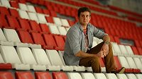Bývalý hokejista Českých Budějovic Roman Bernat.