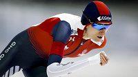 Martina Sáblíková vyšperkovala svoje zlato z MS ve víceboji v Calgary světovým rekordem na pětce.