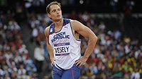 Oštěpař Vítězslav Veselý by měl získat bronz z olympijských her v Londýně.